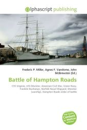 Battle of Hampton Roads - Frederic P. Miller