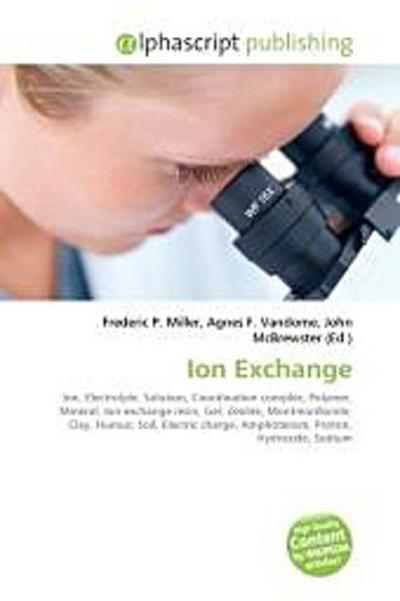 Ion Exchange - Frederic P. Miller