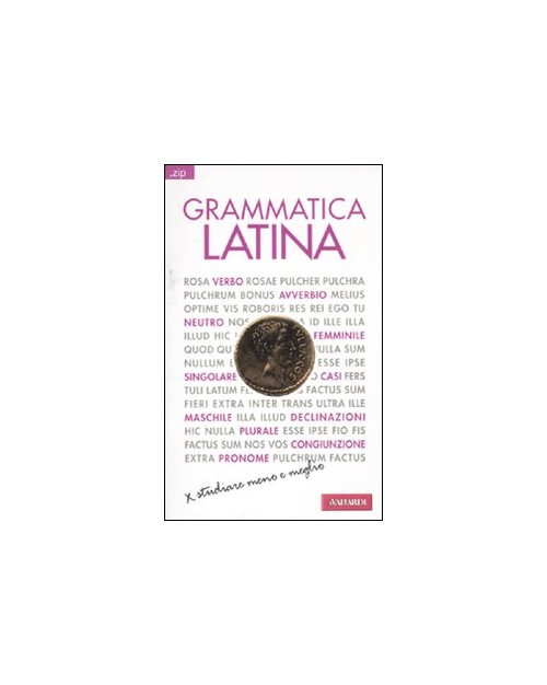 Grammatica latina - Terracina Francesco