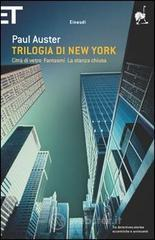 Trilogia di New York - Auster Paul