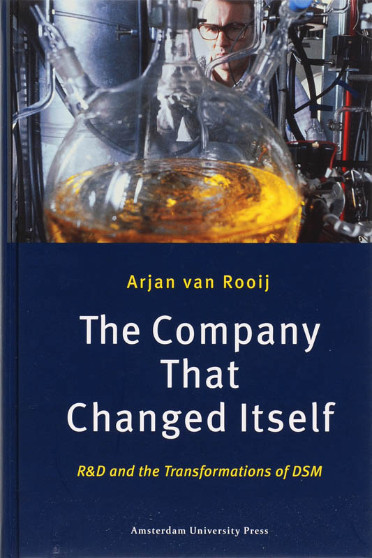 The Company that Changed Itself - A. van Rooij