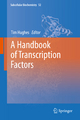 Handbook of Transcription Factors - Timothy R. Hughes