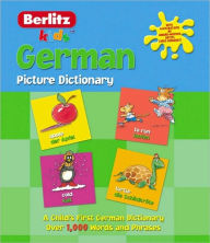 Berlitz German Picture Dictionary - Berlitz