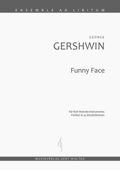 Funny Face - George Gershwin