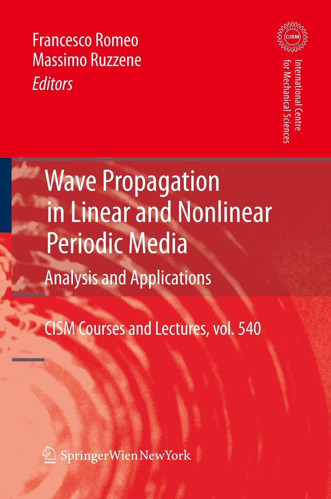 Wave Propagation in Linear and Nonlinear Periodic Media als Buch von