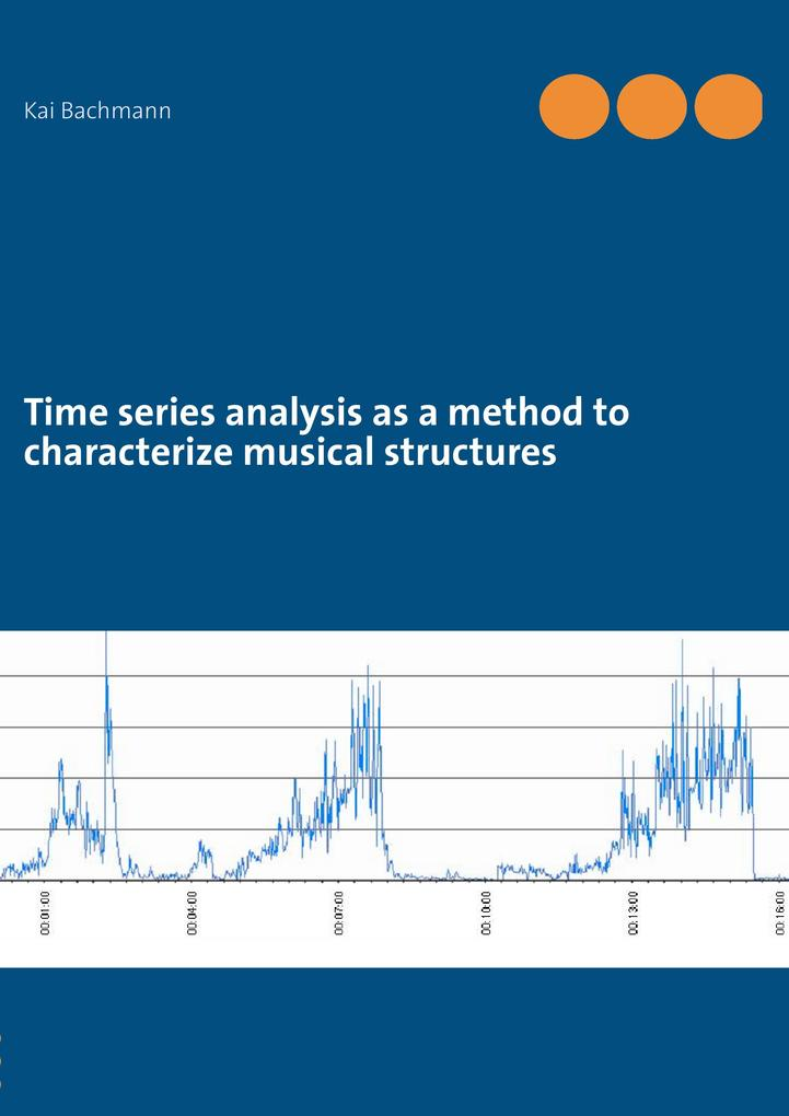 Time series analysis as a method to characterize musical structures - Kai Bachmann