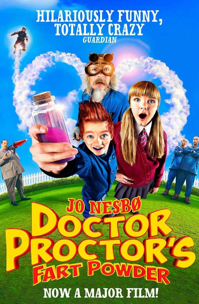 Doctor Proctor´s Fart Powder als eBook Download von Jo Nesbo - Jo Nesbo