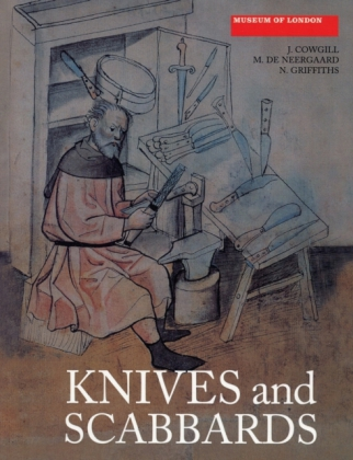 Medieval Finds from Excavations in London: Knives and Scabbards