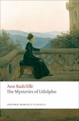 Oxford World's Classics: The Mysteries of Udolpho