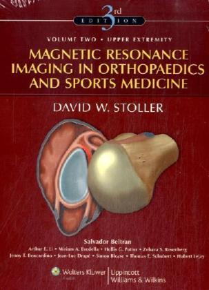 Magnetic Resonance Imaging in Orthopaedics and Sports Medicine, 2 Vols.