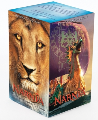 The Chronicles of Narnia: The Chronicles of Narnia, Film-Tie-In, 7 Vols.. Die Chroniken von Narnia, englische Ausgabe, 7 Bde. - The Magician's Nephew The Lion, the Witch and the Wardrobe The Horse and his Boy Prince Caspian The Voyage of the Dawn Treader,