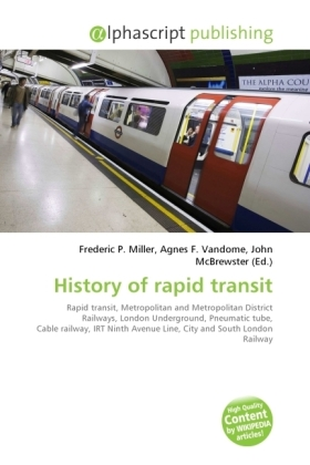 History of rapid transit