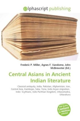 Central Asians in Ancient Indian literature