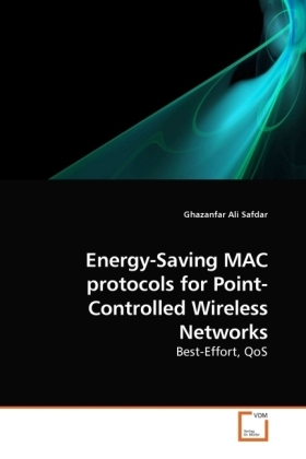 Energy-Saving MAC protocols for Point-Controlled Wireless Networks - Best-Effort, QoS