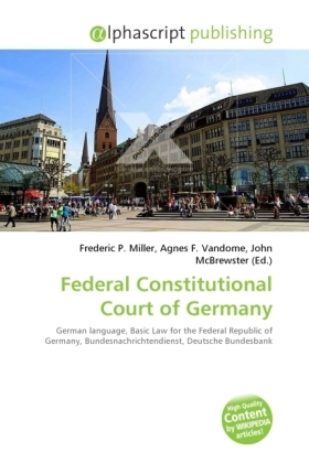 Federal Constitutional Court of Germany