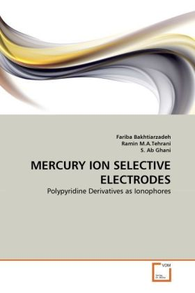 MERCURY ION SELECTIVE ELECTRODES - Polypyridine Derivatives as Ionophores