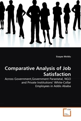 Comparative Analysis of Job Satisfaction - Across Government,Government Parastatal, NGO and Private Institutions' White-Collar Employees in Addis Ababa