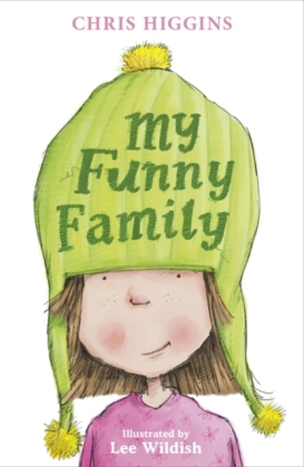 The Butterfields: My Funny Family. Meine lustige Familie, englische Ausgabe