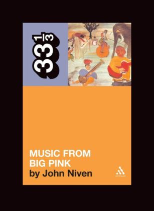 33 1/3: Music from Big Pink, English edition