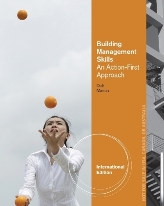 Building Management Skills - An Action-First Approach. International Edition