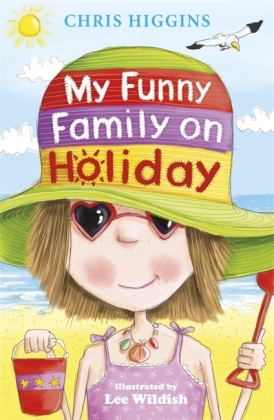 The Butterfields: My Funny Family On Holiday - Higgins, Chris