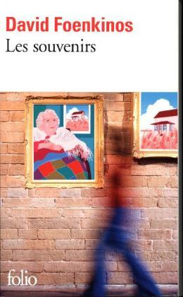 Collection Folio: Les souvenirs. Souvenirs, französische Ausgabe (Originaltitel: Souvenirs)