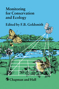 Goldsmith, F. B.: Monitoring for Conservation and Ecology