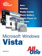 Greg Perry: Sams Teach Yourself Microsoft Windows Vista All in One
