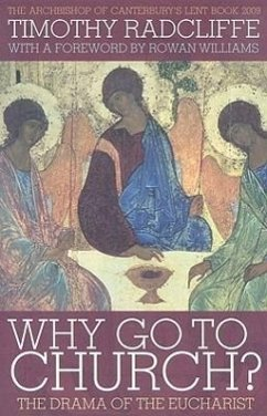 Why Go to Church? - Radcliffe, Timothy