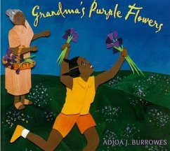 Grandma's Purple Flowers - Burrowes, Adjoa J.