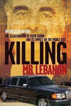 Killing Mr Lebanon - Blanford, Nicholas