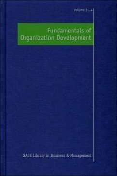 Fundamentals of Organization Development - Herausgeber: Coghlan, David Shani, Abraham B. Rami
