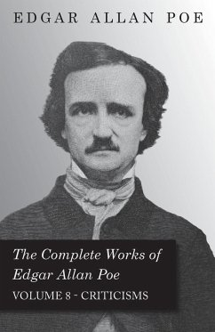 The Complete Works of Edgar Allan Poe Tales 8 - Poe, Edgar Allan