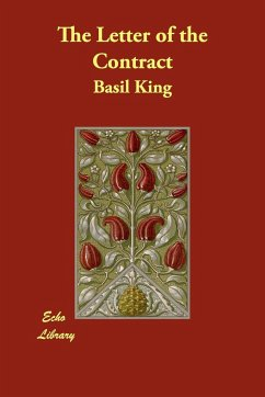 The Letter of the Contract - King, Basil