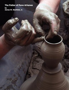 The Potter of Pano Arhanes - Stanfield, James William