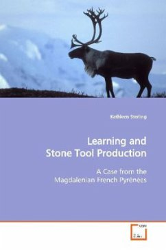 Learning and Stone Tool Production - Sterling, Kathleen