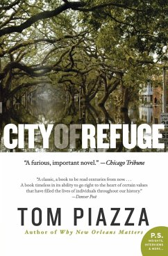 City of Refuge - Piazza, Tom