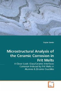 Microstructural Analysis of the Ceramic Corrosion inFrit Melts - Senöz, Ceylan