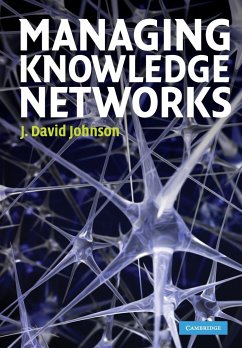 Managing Knowledge Networks - Johnson, J. David
