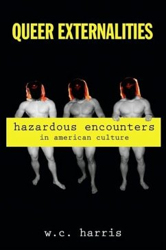 Queer Externalities: Hazardous Encounters in American Culture - Harris, W. C.