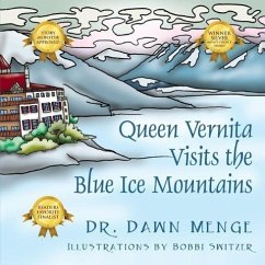 Queen Vernita Visits the Blue Ice Mountains - Menge, Dawn