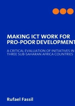 MAKING ICT WORK FOR PRO-POOR DEVELOPMENT - Fassil, Rufael