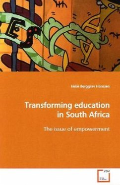 Transforming education in South Africa - Hanssen, Helle Berggrav