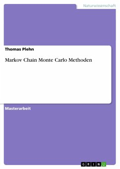 Markov Chain Monte Carlo Methoden - Plehn, Thomas