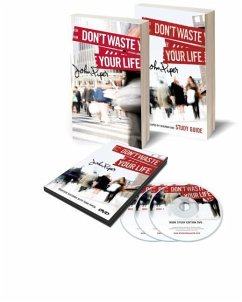 Don't Waste Your Life Group Study Set [With DVD and Study Guide] - Piper, John