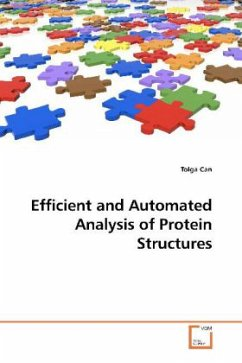 Efficient and Automated Analysis of Protein Structures - Can, Tolga