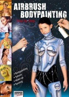 Airbrush Bodypainting Step by Step - Hassler, Roger