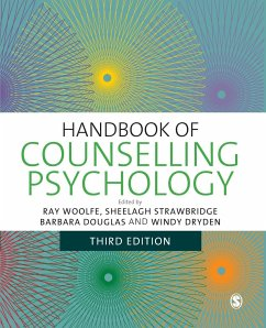 Handbook of Counselling Psychology - Herausgeber: Strawbridge, Sheelagh Dryden, Windy Woolfe, Ray