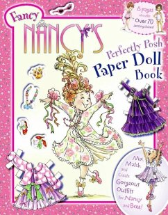 Fancy Nancy's Perfectly Posh Paper Doll Book - O'Connor, Jane