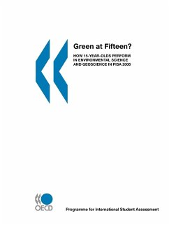 Pisa Green at Fifteen?: How 15-Year-Olds Perform in Environmental Science and Geoscience in Pisa 2006 - Oecd Publishing, Publishing Oecd Publishing